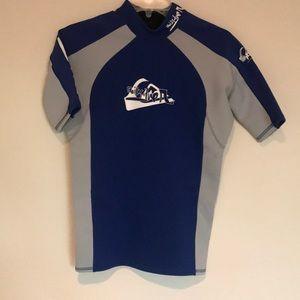 Quicksilver wetsuit shirt